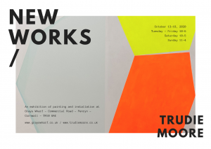 Trudie Moore New Works Exhibition