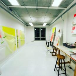 Trudie Moore Art Studio
